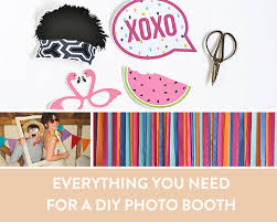 photo booth for diy party photo booth guide curbly