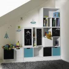 idee rangement chambre enfant lit rangement deco ameublement mansardee meuble chambre tendance
