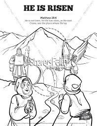 matthew 28 he is risen easter bible video for kids bible videos