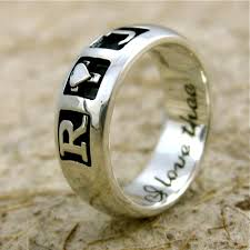 wedding quotes romeo and juliet custom made romeo and juliet wedding or commitment ring in