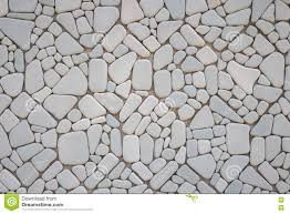 Stone Wall Texture Abstract Pattern Of Grey Stone Wall Texture Stock Photo Image