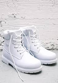 lugz s boots canada lugz all white shifter boots dolls kill