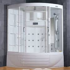 Bathtub Shower Stalls One Piece Tub Shower Units Swanstone Shower Kits Lowes Shower