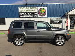 jeep suv 2011 2011 jeep patriot sport for sale in akron zombie johns used