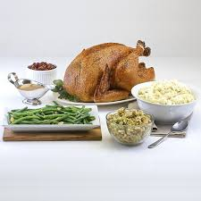 made a thanksgiving dinner reservation yet eat