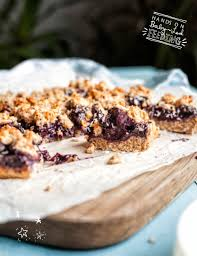 Homemade Coconut Cake by Blueberry U0026 Coconut Oat Bars Baby Led Feeding