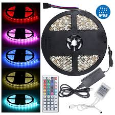 color led light strips multicolor led light strip kit rgb led strip lights torchstar