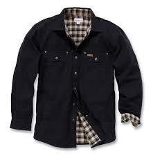 black friday carhartt jackets carhartt weathered canvas shirt jacket workwear jackets