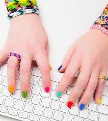 best nail polish colors for dark tan and fair skin tones