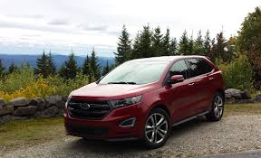 Ford Edge 2006 Review 2015 Ford Edge Sport Awd A Rare Crossover Worthy Of The