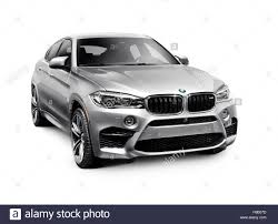 crossover cars bmw silver 2016 bmw x6 m crossover suv luxury car isolated on white