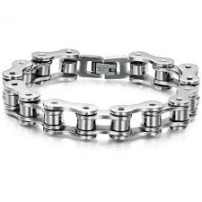 titanium steel bracelet images 2013 personalized men 39 s jewelry titanium steel bracelet bike link jpg