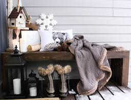 21 best winter porch decorating ideas