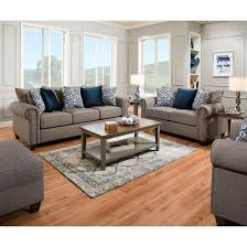 simmons upholstery ashendon sofa simmons upholstery emma slate grey sofa and loveseat set slate