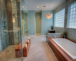 mosaic tile shower floor houzz