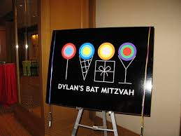 bat mitzvah sign in boards providing boston with sign in boards for bat mitzvahs bar