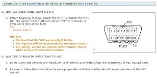 lexus vsc trac vsc ecb warning light came on 2006 gs430 think i touched it
