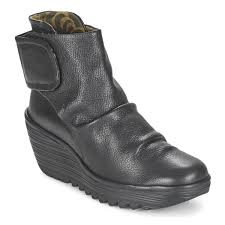 jones womens boots sale fly yama black leather ankle boots fly yegi