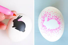 Easter Egg Decorating Bunny 17 cracking easter egg decorating ideas mum u0027s grapevine