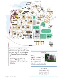 tcnj map directions education program adep