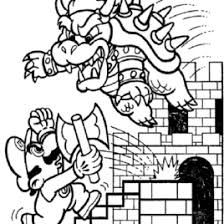 super mario bros coloring pages free coloring pages coloring