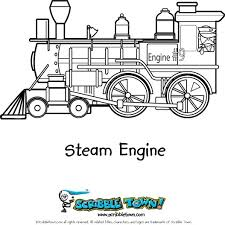 Steam Locomotive Coloring Pages All Sizes Trains Steam Engine Coloring Page Flickr Photo by Steam Locomotive Coloring Pages