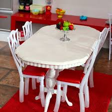 Barbie Dining Room Set Dinning Room Table Barbie Fashion Royalty Silkstone Monster High