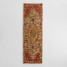 zahra caravan tufted wool area rug world market