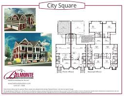city square belmonte builders