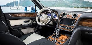 bentley interior 2017 2017 bentley bentayga diesel revealed and detailed photos 1 of 6