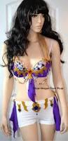 Jungle Forest Cheetah Monokini Dress Bra Cosplay Dance Costume by Corset Crossings Dance Costuming Pinterest Corsets