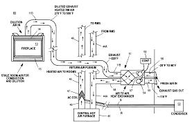 fireplace radiator heat exchanger fireplace design and ideas