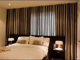 Curtains For Master Bedroom Interior Decorating Ideas YouTube - Bedroom curtain design ideas