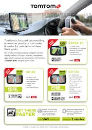 Tomtom Maps Tomtom Gps Brochures From Pc Show 2017 Singapore On Tech Show