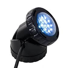 best submersible pond lights jebao submersible 6 pcs 12 led pond lights for underwater best