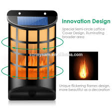 Tiki Solar Lights by Solar Flame Light Solar Flame Light Suppliers And Manufacturers