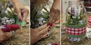 Decorated Jars For Christmas Decorating With Mason Jars For Christmas Rainforest Islands Ferry