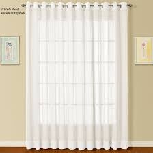 cool sheer privacy curtains for modern room decorating plans with