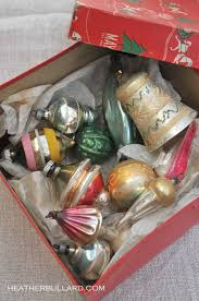 collecting vintage ornaments jolly