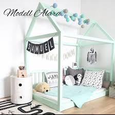 Bunk Cot Bed Montessori Bed Baby Cot Bed Bed Crib Model Alara Bed Bunk Bed