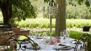 Backyard Dining by Outdoor Dining U0026 Tasting