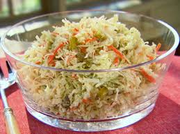food network thanksgiving sides fourth of july coleslaw recipe sweet bread trisha yearwood