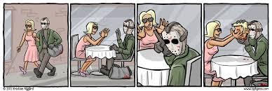 Blind Date Funny Optipess Blind Date