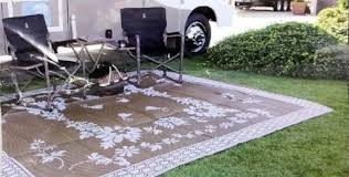 Outdoor Rug For Cing Outdoor Patio Mat Home Design Ideas And Pictures