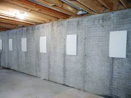 efflorescence on basement walls design u2014 new basement and tile