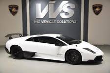 lamborghini white price lamborghini cars ebay