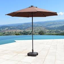 Patio Umbrellas With Led Lights by 9 39 New Solar 40 Led Lights Patio Umbrella Garden Outdoor