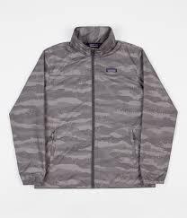 patagonia light and variable jacket patagonia light variable jacket rock camo hex grey flatspot