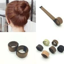 hair bun maker easy hair bun maker jewels