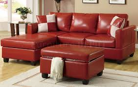 Small Leather Sofa With Chaise Beautiful Leather Sectional Sofa With Chaise Photos